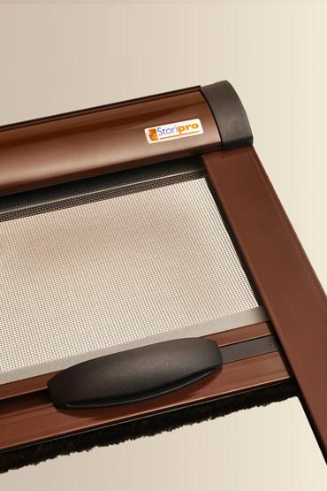 Moustiquaire enroulable sur mesure coffre 40mm - Moustiquaire sur mesure enroulable ...